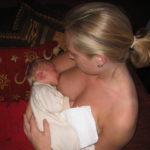 gezonde darmen beginnen met borstvoeding