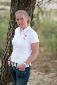 Rosalie - Oerlogisch - Sportmasseur - Voedingsdeskundige